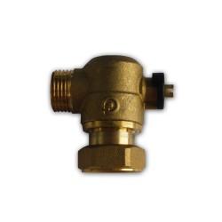 Saunier Duval Használati melegvíz szelep