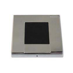 Geberit HyTronic automata vizelde vezérlés, infravörös, hálózati, Bolero dizájn fényes króm színben