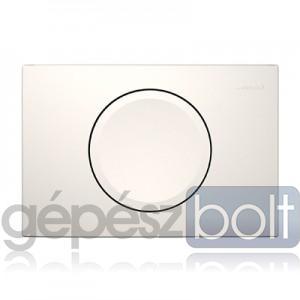 Geberit Delta 11 nyomólap, alpin fehér színben