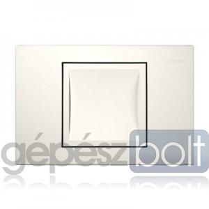 Geberit Delta 40 nyomólap, alpin fehér színben
