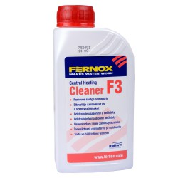Fernox Cleaner F3 (folyadék) 500ml - tisztítószer 100 liter vízhez