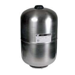 Zilmet Ultra-Inox-Pro cserélhető membrános hidrofor tartály, 24 l, 10 bar, álló
