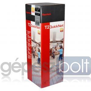 Raychem T2QuickNet-160, 8.0m2, 1280W  öntapadó kéteres árnyékolt fűtőháló
