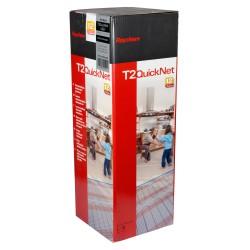 Raychem T2QuickNet-160, 9.0m2, 1440W  öntapadó kéteres árnyékolt fűtőháló