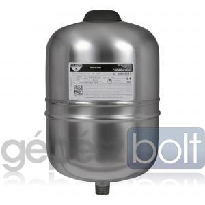 Zilmet INOX-Pro fix membrános hidrofor tartály, 8 l, 10 bar, álló