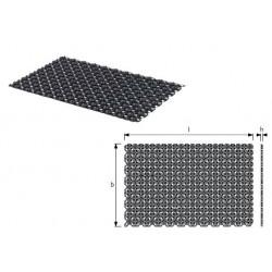 Uponor Minitec rendszerlemez 15,4m², 1100x700x12 mm