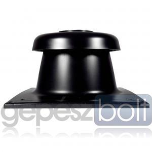 Tricox Kürtő fedél fekete 200mm