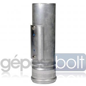 Tricox Alu ellenőrző egyenes idom 80mm