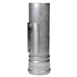 Tricox Alu ellenőrző egyenes idom 60mm