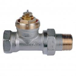 Siemens VDN215 egyenes termosztatikus radiátorszelep