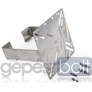 Raychem SB-101 Rögzítő konzol rozsdamentes acélból