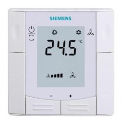 Siemens RDF600 Süllyesztett szerelésű szobatermosztát