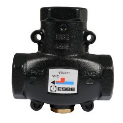 ESBE VTC511  Töltőszelep DN25 70°C