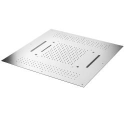 Teka SPA beépíthető szögletes zuhanyfej