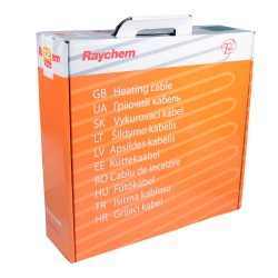 Raychem T2Blue-20, 18m, 355W