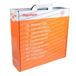 Raychem T2Blue-10, 80m, 805W