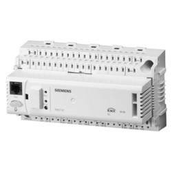 Siemens Synco700 RMU710B univerzális szabályozó, KNX kommunikációval