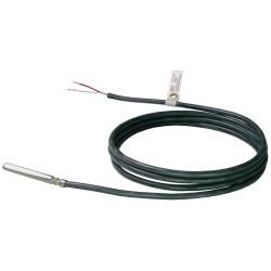 Siemens QAP21.2 Kábel hőmérsékletérzékelő magas hőmérsékletű alkalmazásokhoz LG-Ni1000, 180°C