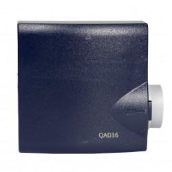 Siemens QAD36/101 Csőre szerelhető hőmérséklet érzékelő, NTC 10kOhm, RVS... szabályozókhoz
