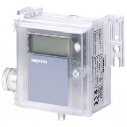 Siemens QBM3020-10D Nyomáskülönbség távadó kijelzővel  0…1000 Pa