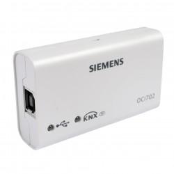 Siemens OCI702 USB-KNX szerviz interfész