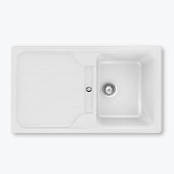 Teka Lumina 60 B TG Homokbézs gránit mosogatótálca
