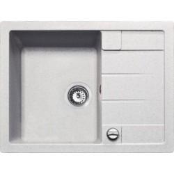 TekaBasico 86 1B 1D Megfordítható mosogatótálca, fényes felületű