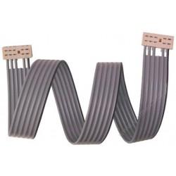 Siemens AVS82.490/109 csatlakozó kábel AVS75.390 és RVS... szabályozók összekötéséhez 400mm