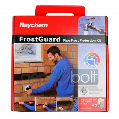 Raychem FROSTGUARD-6M  önszabályzós fűtőkábel csatlakozóval