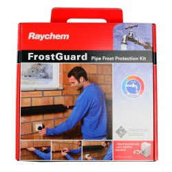 Raychem FROSTGUARD-8M  önszabályzós fűtőkábel csatlakozóval