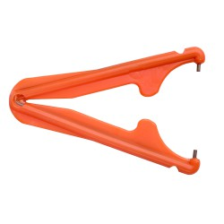 Herz Vandálbiztos termosztatikus szelepfej szerelő kulcs