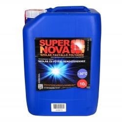 Supernova szolár és fűtési rendszer fagyálló folyadék 10 L