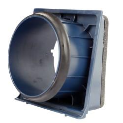 Aereco AVE 055 Csatlakozó V4A ventilátorhoz Ø125 mm