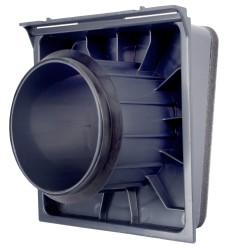 Aereco AVE 056 Csatlakozó V4A ventilátorhoz Ø100 mm