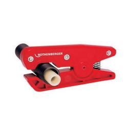 Rothenberger Védőcsővágó 0-32 mm műanyag flexibilis védőcsövekhez /gégecsövekheu