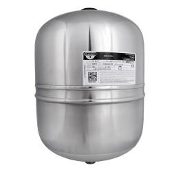 Zilmet INOX-Pro fix membrános hidrofor tartály, 18 l, 10 bar, álló