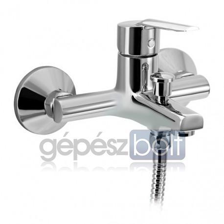 Mofém ÚJ Mambo-5 Kádtöltő csaptelep zuhanyszettel