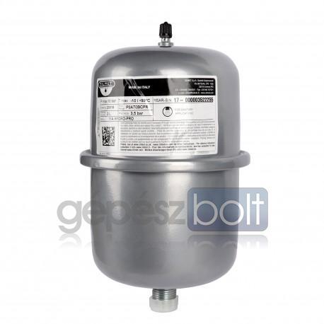 Zilmet Hydro-Pro fix membrános hidrofor tartály, 2 l, 10 bar