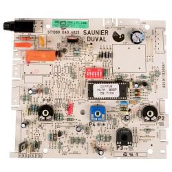 Saunier Duval Vezérlő panel C23 05734600