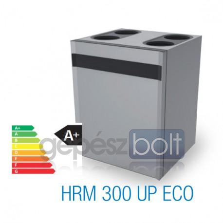 Aereco HRM 300 UP ECO Hővisszanyerős szellőztető rendszer