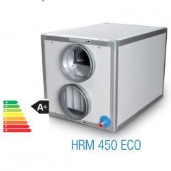 Aereco HRM 400 UP ECO Hővisszanyerős szellőztető rendszer