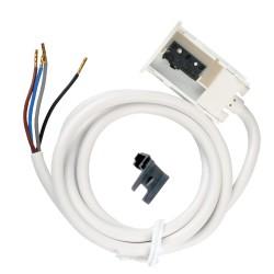 Siemens ASP23U10 Csatlakozó kábel STP..3-hoz, 1 m