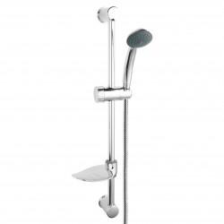 Ferro Simpla 1 funkciós zuhanyszett szappantartóval