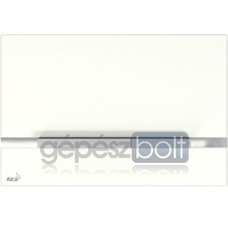 Alcaplast FUN-WHITE nyomólap fehér