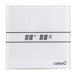 Cata E-100GTH szellőztető ventilátor páraérzékelővel fehér