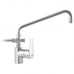 Mofém Trend Plus KMT Kád-mosdó csaptelep zuhanyszettel
