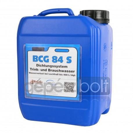 BCG 84 S Tömítőanyag napi 400 literes vízveszteségig