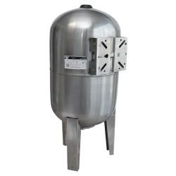 Zilmet Ultra-Inox-Pro cserélhető membrános hidrofor tartály, 60 l, 10 bar, álló
