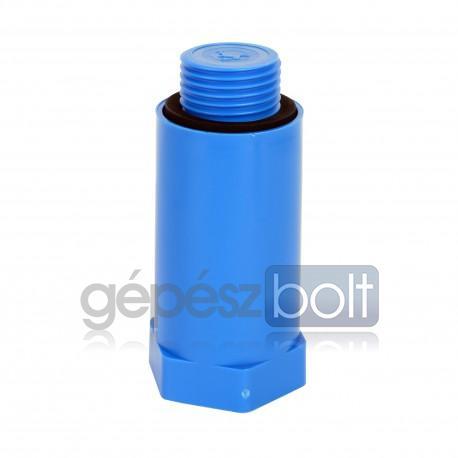 """Haas Próbadugó műanyagból kék 1/2"""""""