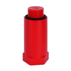 """Haas Próbadugó műanyagból piros 1/2"""""""